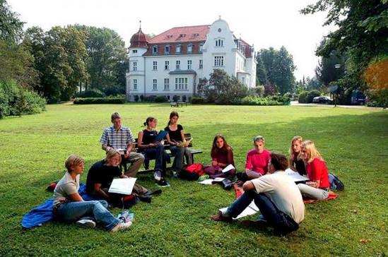 студенческие города Германии