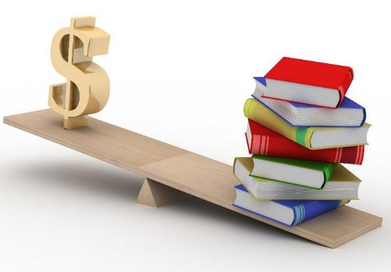 плата за обучение в ВУЗе