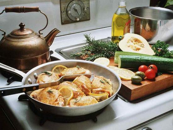 Как приготовить обед?