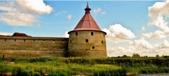 крепость, Орешек, Нева, государство