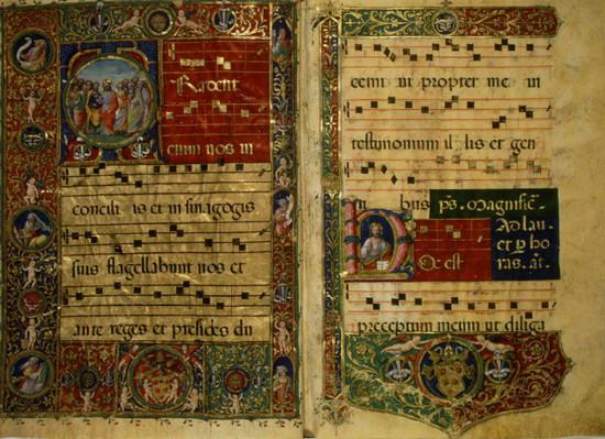 музыкальная культура средневековья