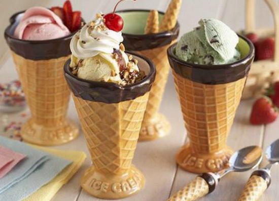 производство мороженого, древний десерт, попробовать мороженое