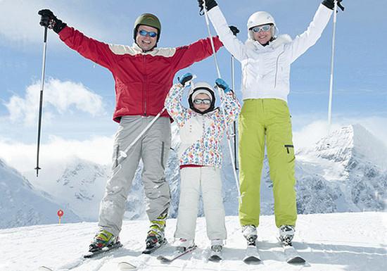 занятия спортом зимой
