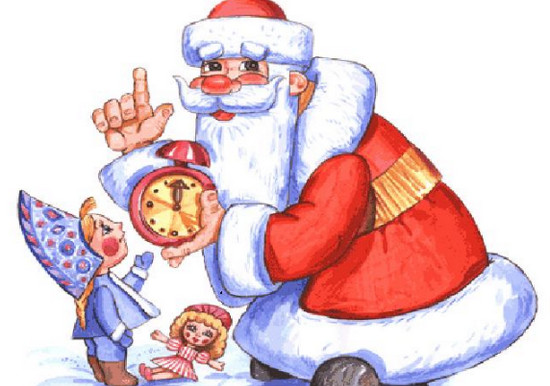 Дед Мороз, загадать желание, Великий Устюг