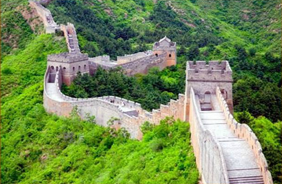 Великая Китайская стена, Стена Плача, погибли при строительстве