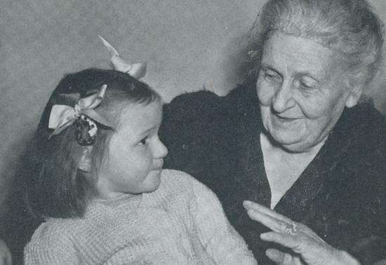 Мария Монтессори, педагогическая система, добиться успехов, умственно отсталые дети